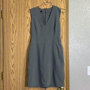 DKNY Classy Gray Dress